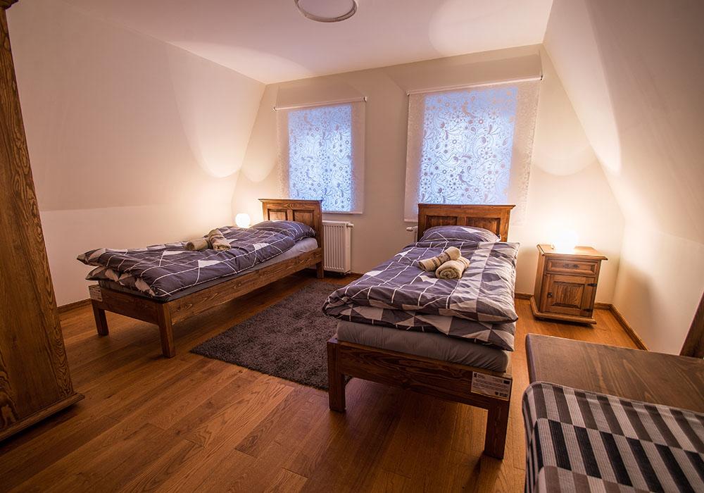 Apartament dwuosobowy w Zamku Grodno