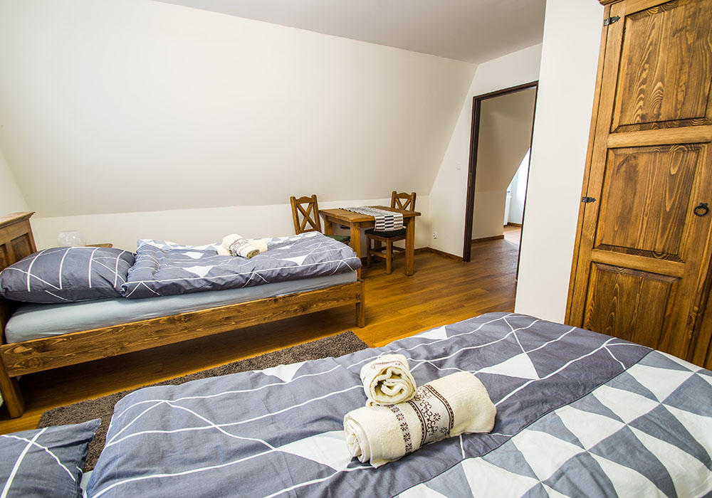 Apartament w Zamku Grodno - Zagórze Śląskie