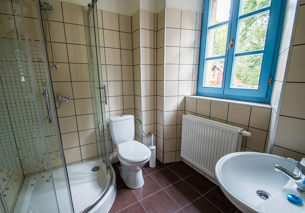 Pokój standard łazienka