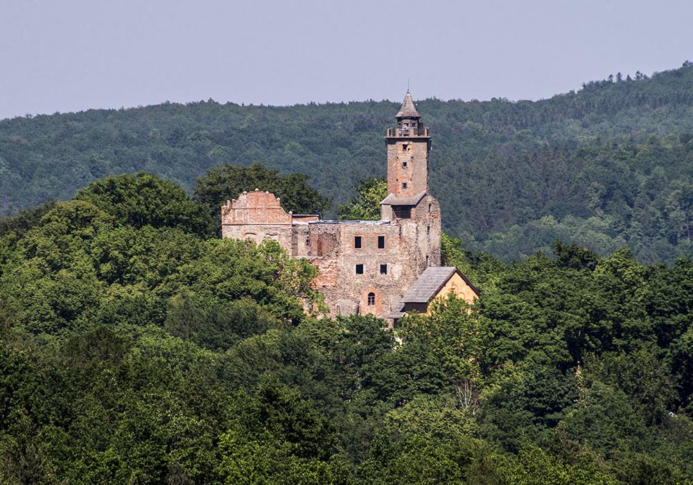 Zorganizuj imprezę na średniowiecznym zamku!
